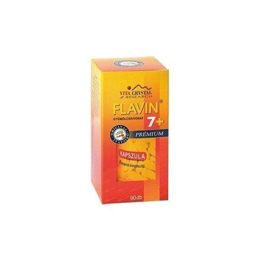 Flavin 7+ premium kapszula 90db