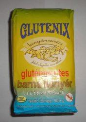 Glutenix gluténmentes Barna kenyér sütőkeverék 500g