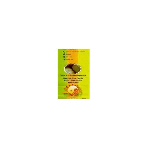 Gluténmentes naturbit lisztkeverék 1000g