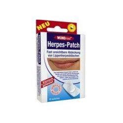 Chemoplast Herpesz tapasz 10db