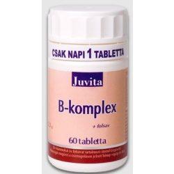 Jutavit b-komplex + folsav tabletta 60db