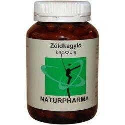 Naturpharma zöldkagyló kapszula 160db