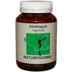 Naturpharma zöldkagyló kapszula 60db
