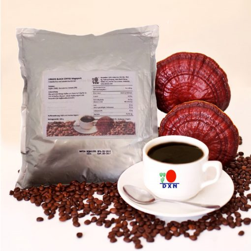DXN Lingzhi Black Coffee MEGAPACK 400g