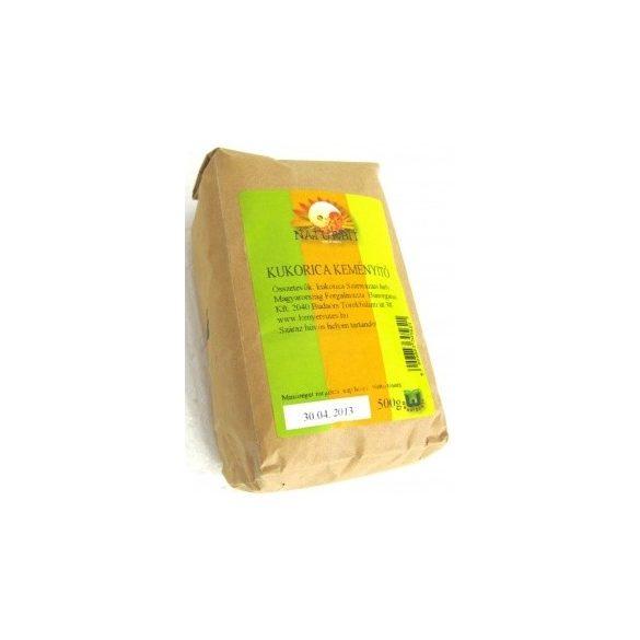 Gluténmentes hunorganic kukorica keményítő 500g