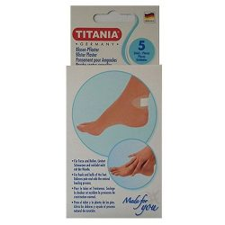 Titania Vízhólyagtapasz 5db  7X4cm