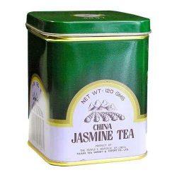 Dr. Chen Eredeti Kínai Zöld Tea+Jázmin Szálas fém dobozos 120g