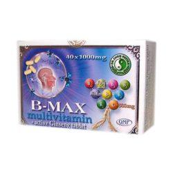 Dr. Chen B-Max Multivitamin És Aktív Ginseng Tabletta 40db