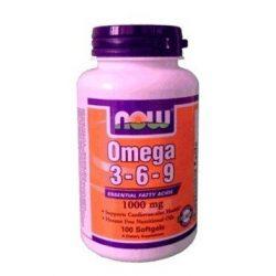 Now omega 3-6-9 tabletta 100db