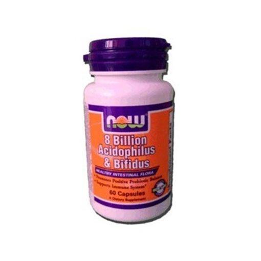 Now acidophilus-bifidus kapszula 60db
