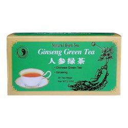 Dr. Chen Ginseng+Zöldtea Keverék filteres 20db
