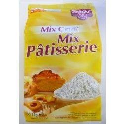Gluténmentes schar mix c lisztkeverék 1000g