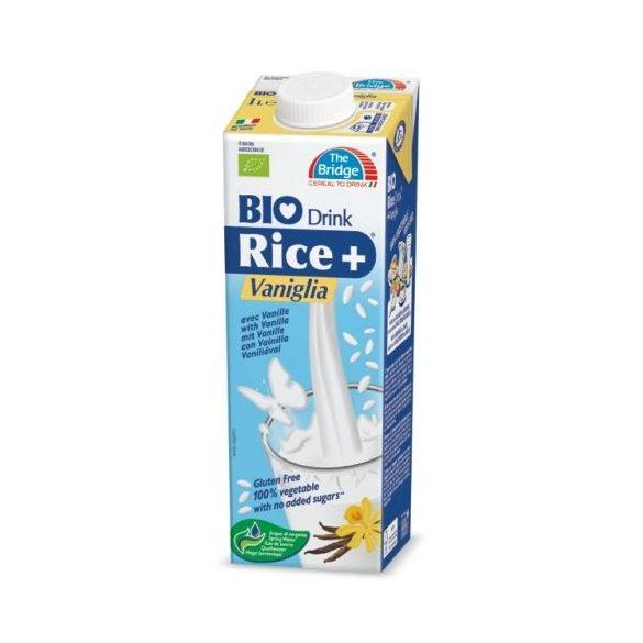 Bio bridge rizsital vanília 1000ml