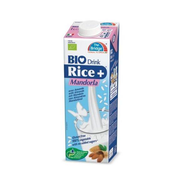 Bio bridge rizsital mandula 1000ml