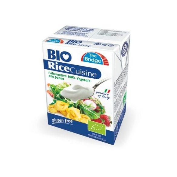 Bio bridge rizskrém 200ml