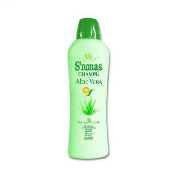 S'nonas Sampon Aloe Vera 750ml