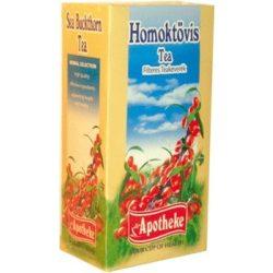 Apotheke tea homoktövis filteres 20db