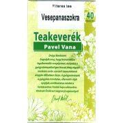 Pavel Vana teakeverék vese panaszokra filteres 40db