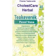 Pavel Vana teakeverék koleszterin csökkentő filteres 40db