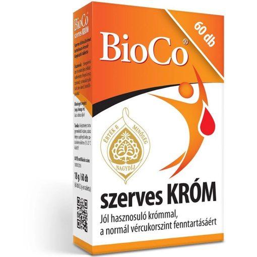 Innovita Szerves Króm MEGA tabletta 60db
