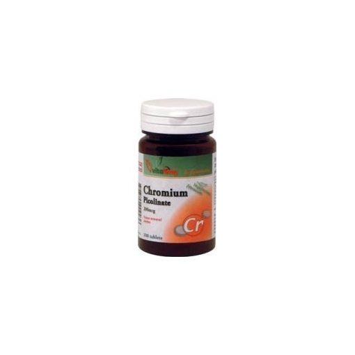 Vitaking Króm pikolinát (100 db)