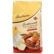 Gluténmentes lisztkeverék kenyér és kelt tészta 1000g