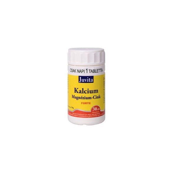 Jutavit kálcium-magnézium-cink forte tabletta 30db