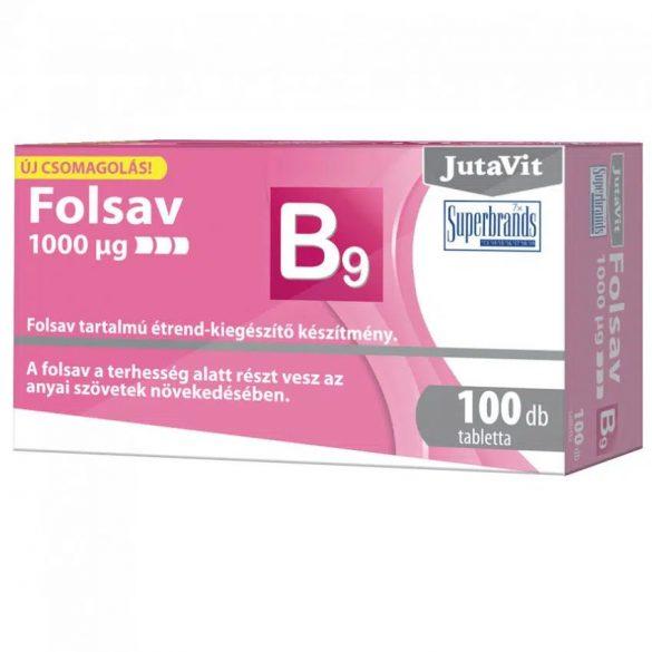 Innovita Folsav MEGA tabletta 60db