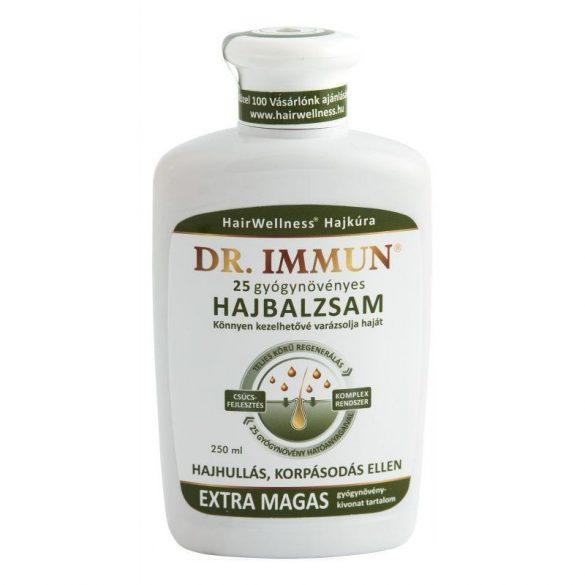 Dr Immun 25 gyógynövényes Hajbalzsam 250ml
