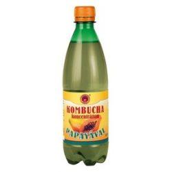 Zöldvér Kombucha papayas koncentrátum 0,5L