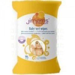 Jimjams törlőkendő nedves baby 10db