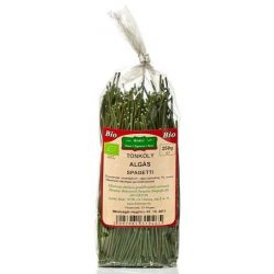 Rédei Bio tönkölytészta spagetti spirulina algás 250g