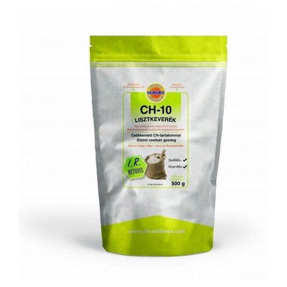 Dia-Wellness Lisztkeverék -50% ch csökkentett szénhidráttartalommal