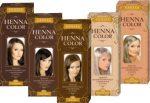 Henna Color hajfesték 9 világos piros 75ml