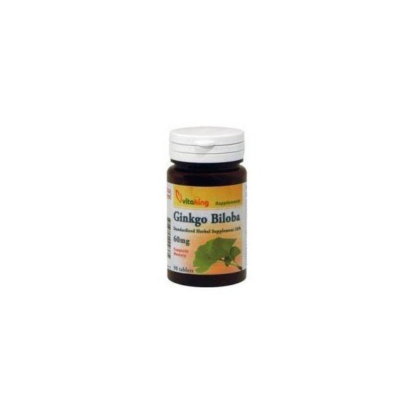 Vitaking Ginkgo Biloba 60 mg (90 db)