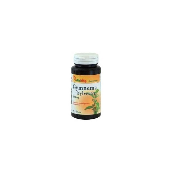 Vitaking Gymnema Sylvestre 400 mg (90 db)