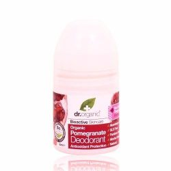 Dr.organic golyós dezodor gránátalma 50ml