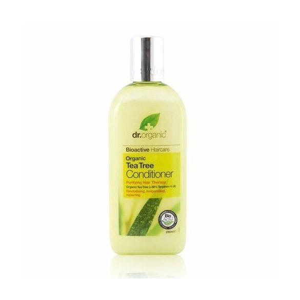Dr.organic hajkondicionáló olaj teafa 250ml