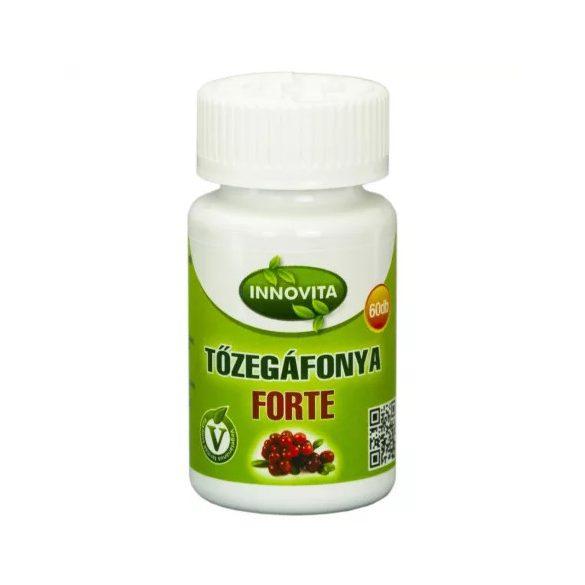 Innovita Tőzegáfonya Forte tabletta 60db