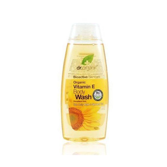 Dr.organic tusfürdő e-vitaminos 250ml