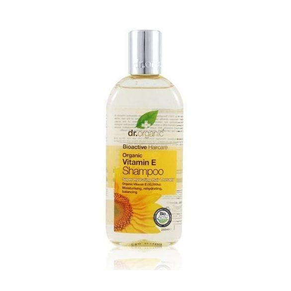 Dr.organic sampon e-vitaminos 265ml