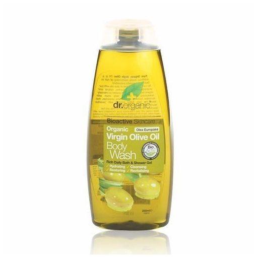 Dr.organic tusfürdő oliva 250ml