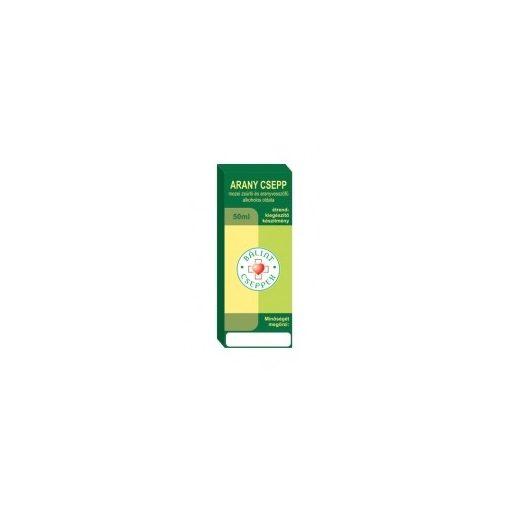 Bálint cseppek Arany csepp 50 ml