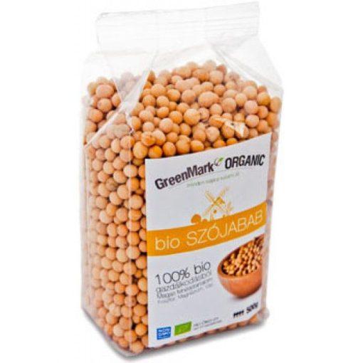 GreenMark Bio szójabab 500 g
