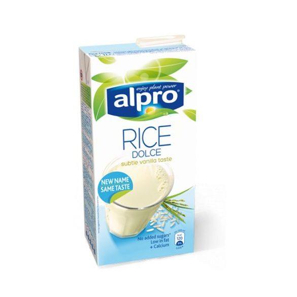 Alpro rizsital Dolce 1000 ml