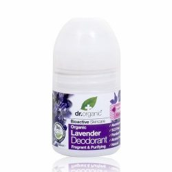 Dr.organic golyós dezodor levendulás 50ml
