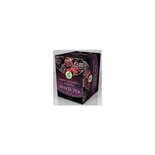Herbária tea fekete erdei gyümölcs ízű filteres 10db
