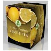 Herbária tea citrom ízű fekete filteres 10db