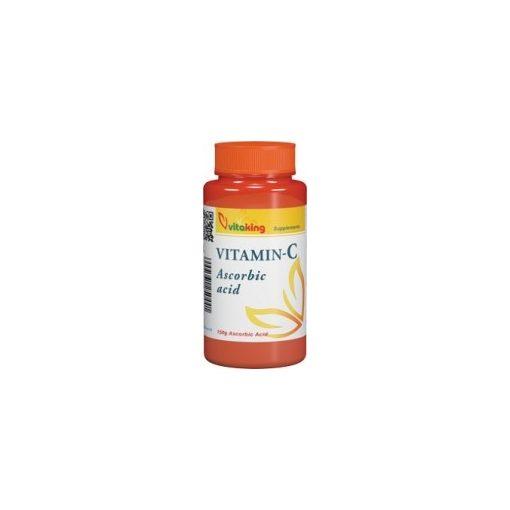 Az aszkorbinsav egy nagyon jól felszívódó por alapú C-vitamin forrás.
