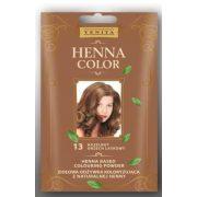 Henna Color hajszínezőpor 13 mogyoróbarna 25g